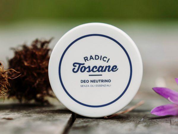 deodorante naturale biologico in crema senza oli essenziali