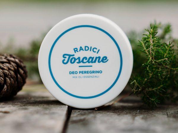 DeoPeregrino deodorante biologico in crema
