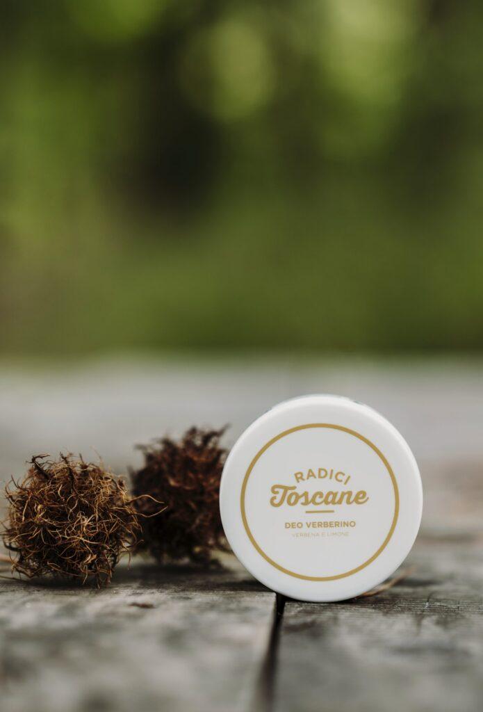 Deodorante in crema biologico con fragranza agrumata verbena