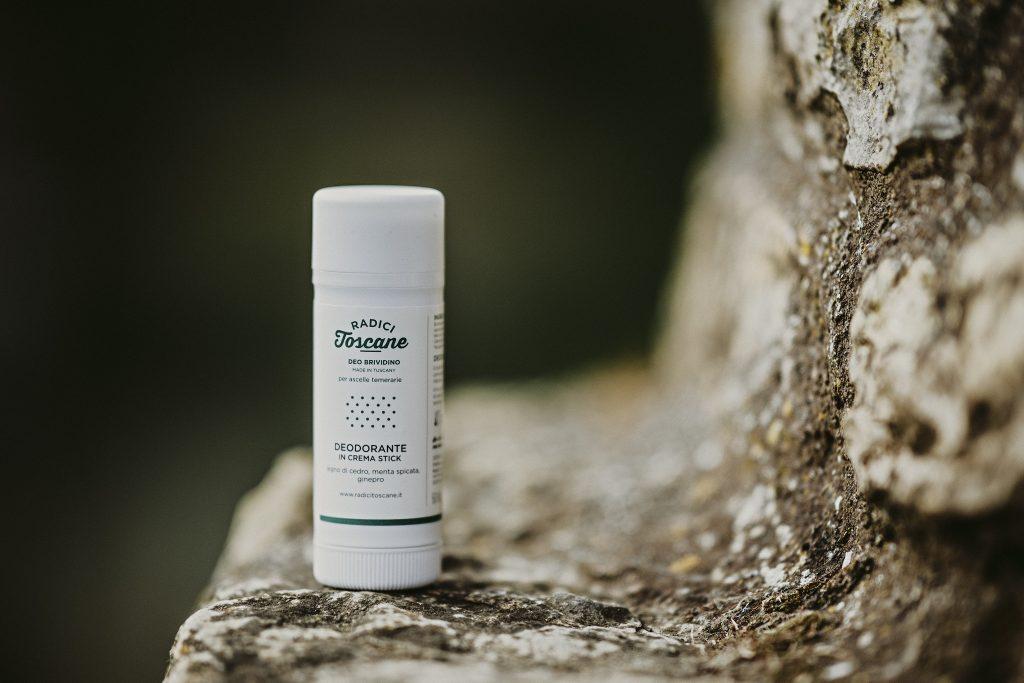Deodorante in Crema Biologico Stick Naturale