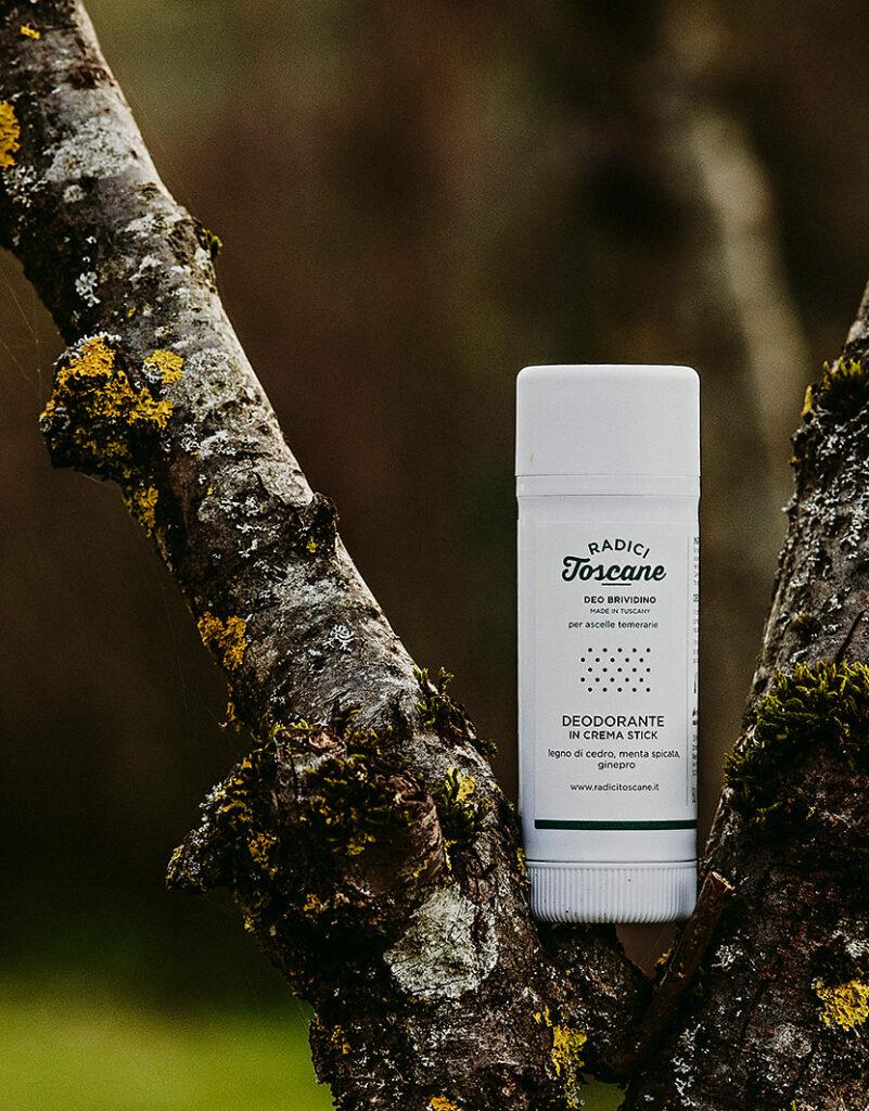 Deodorante Biologico Naturale